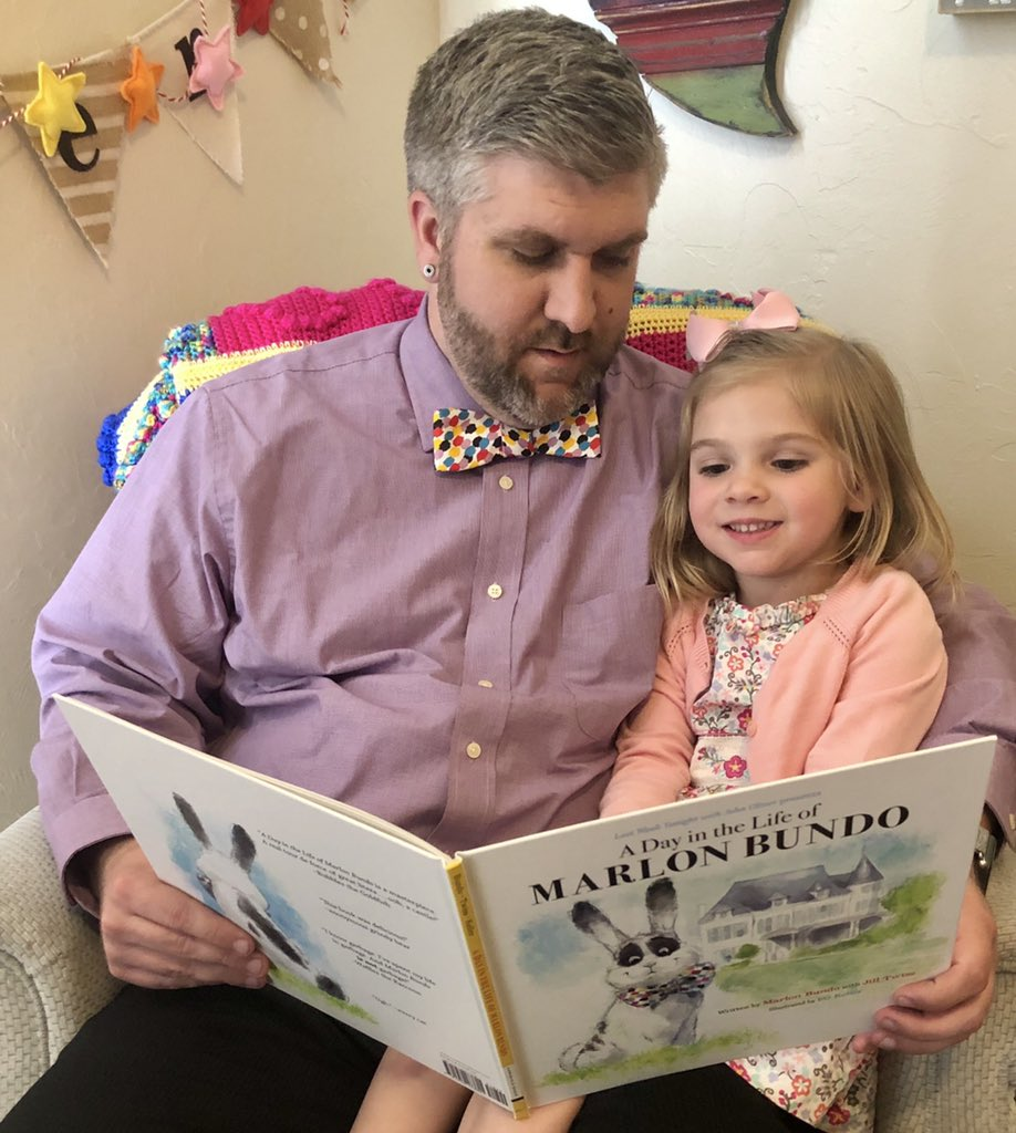 test Twitter Media - @jessetyler Wore mine to church Easter Sunday and then read the book to my daughter! #betterbundobook https://t.co/h7fT8zanAI