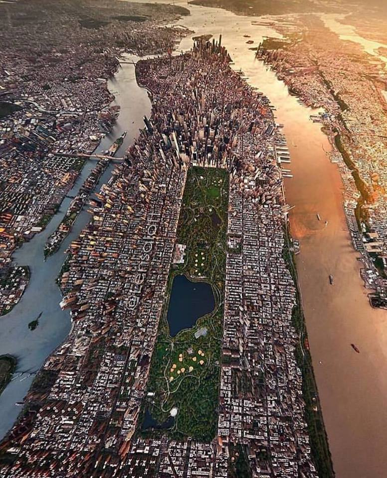 RT @NYCONLY: The Island of Manhattan #newyorknewyork https://t.co/pd47sgti9T