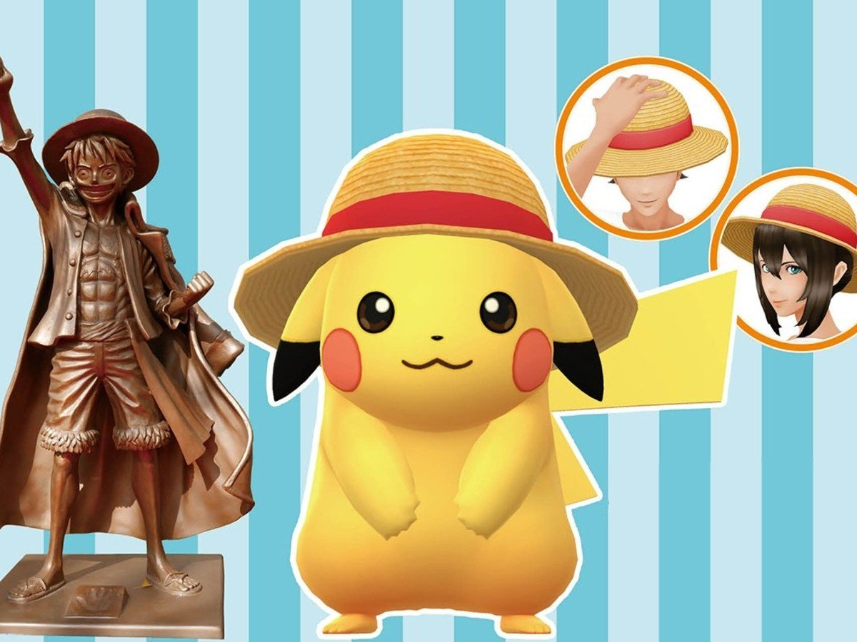 test Twitter Media - Pokémon GO Is Teaming Up With One Piece In A Special Crossover Event Later This Month https://t.co/1ob9g5s1gb #Pokemon #Pikachu #PokemonGo #Mobile #OnePiece https://t.co/cLWMXaGUQm