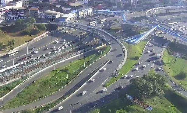 🚘#Trânsito livre: • Av. ACM e imediações da rodoviária • Ligação Iguatemi-Paralela (LIP) https://t.co/9sSSyWDqWT