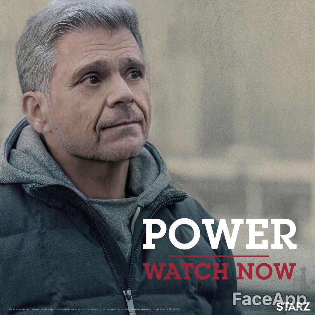 Damn it's Old Proctor!!! @Power_STARZ https://t.co/CYsN99z78D