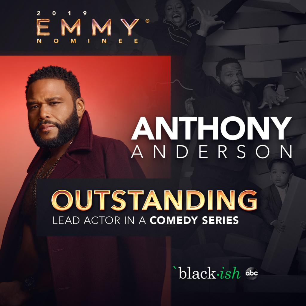 test Twitter Media - Congratulations to @anthonyanderson for his #Emmy nomination for Outstanding Lead Actor In A Comedy Series! #blackish 👏🎉 https://t.co/GZpYtBlnvy