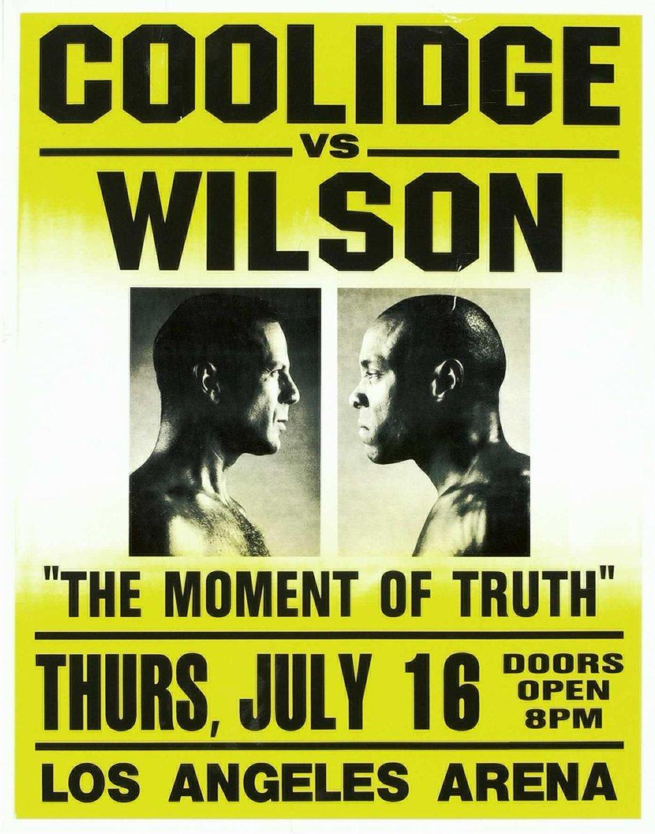 Coolidge vs. Wilson  July 16th, 1992  #PulpFiction https://t.co/wcosN6fuEZ