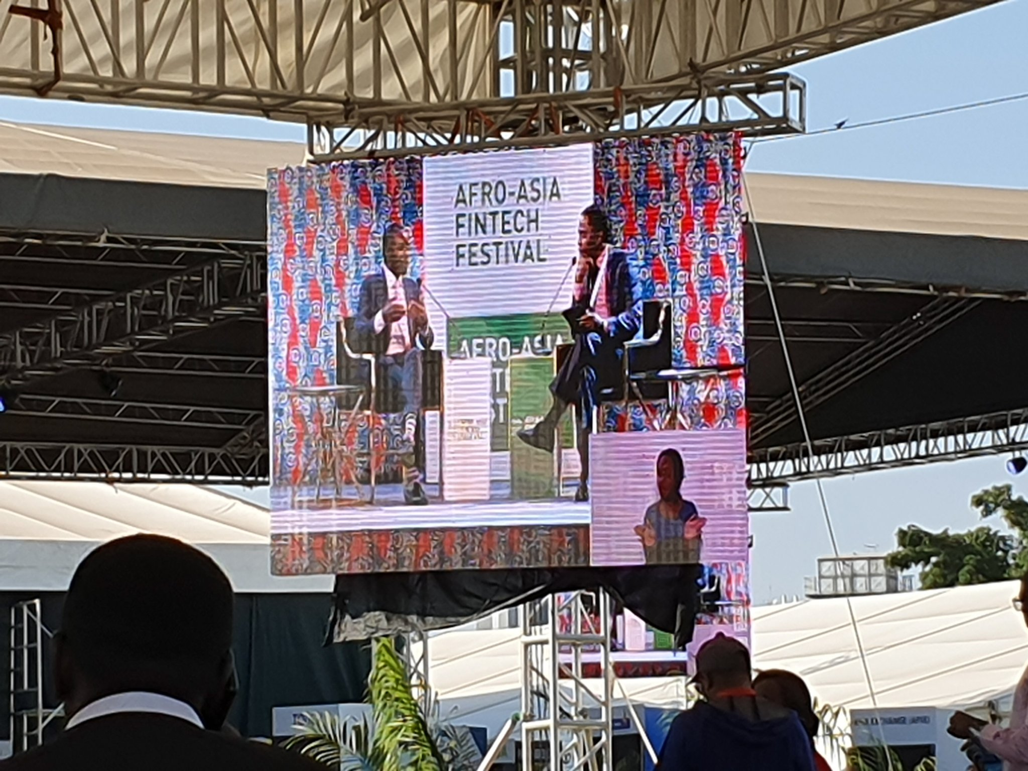 "The  #AfroAsiaFintechFest  is part of the initiatives @CBKKenya is making  towards creating opportunities for Kenya and Africa in terms of innovation""   Joe Mucheru ICT Cabinet Secretary https://t.co/L76W2Xrlda"