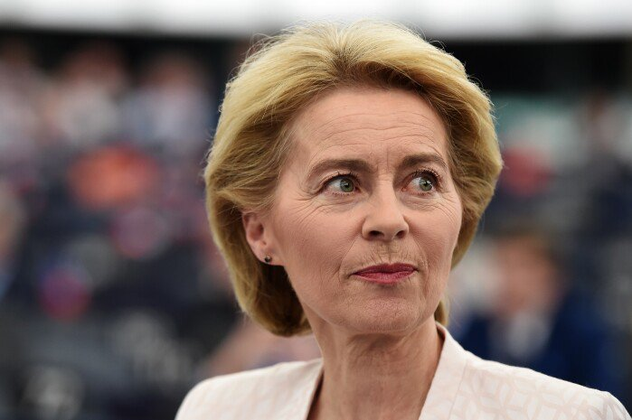 test Twitter Media - Gyser i Europa-Parlamentet: Von der Leyen er ikke sikret toppost https://t.co/PGAD7urNxy https://t.co/MmnyvKiF0k