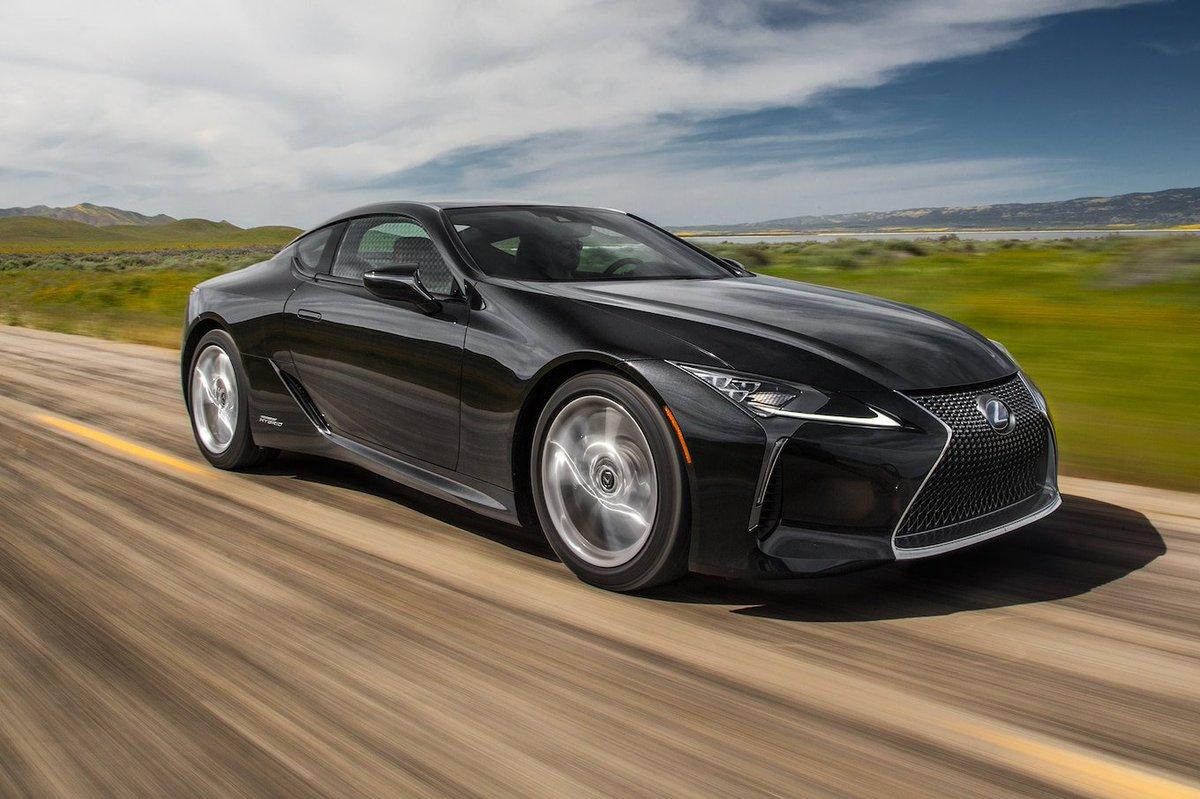 #AutoFeatures Lexus: Hybrids Could Become Preferred Performance Powertrain https://t.co/BcmvdG6jEL https://t.co/dWXytn7qOB