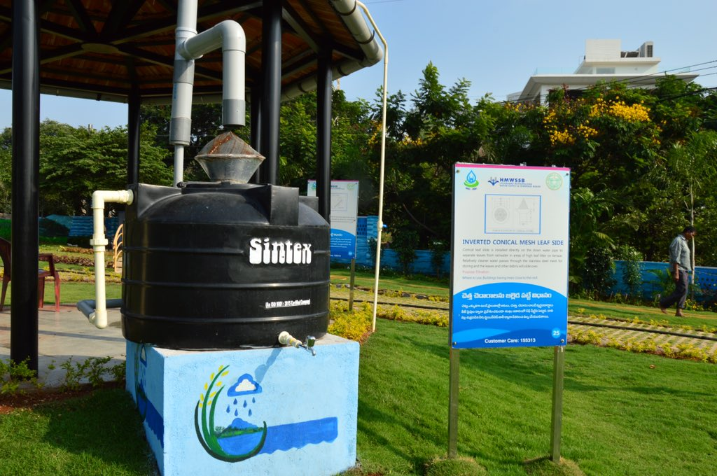 test Twitter Media - For those interested in learning more about Rainwater Harvesting, strongly recommend you to visit the Rainwater Harvesting Theme Park run by @HMWSSBOnline  https://t.co/kjc8nfump9 https://t.co/W3kFIqNyki