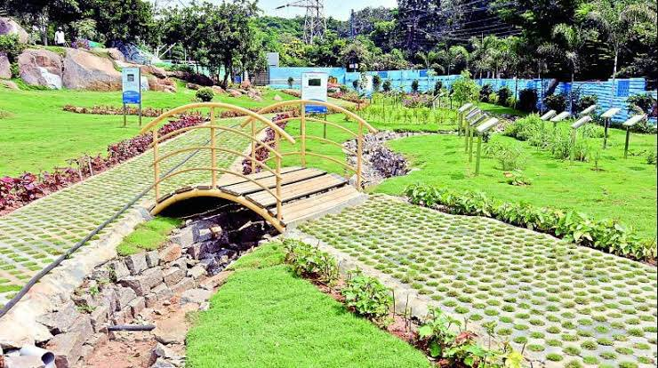 test Twitter Media - More pics from the Rainwater Harvesting Theme Park run by @HMWSSBOnline Its the second park of its kind in India that has been inaugurated in October 2018  Do visit & spread the word by retweeting   https://t.co/kjc8nfump9 https://t.co/NrNcjYoDCu