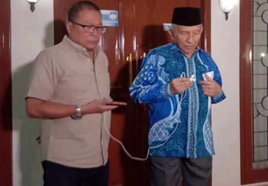 Bocoran Amien, Prabowo Segera Rapat Bersama Dewan Pembina Bahas Rekonsiliasi https://t.co/uKsScJn4Zl https://t.co/04Zcqg9CV9