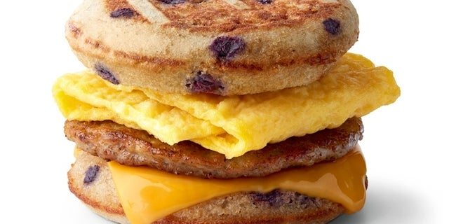 Blueberry McGriddles Could Be Coming to McDonald's