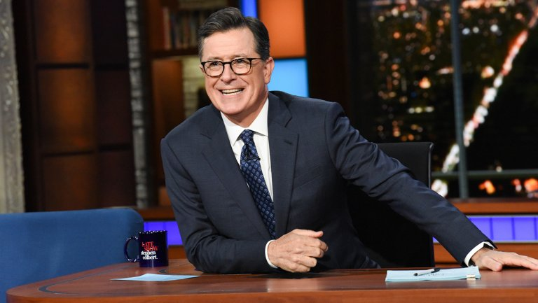 Late-night hosts congratulate themselves on #Emmy nominations https://t.co/BRlBrYn1aW https://t.co/ystMqzZlHG