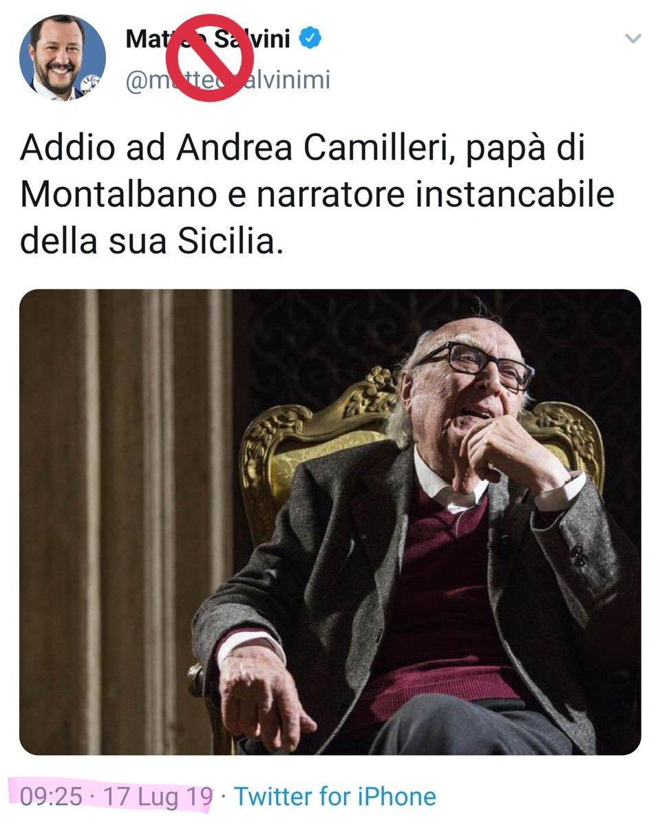 #SalviniHaPauraDelParlamento