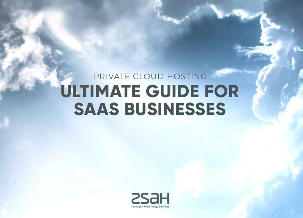 Private Cloud Hosting: Ultimate Guide For SaaS Businesses - zsah