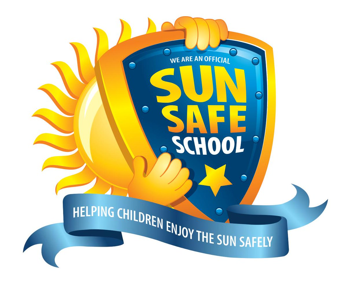 test Twitter Media - Through the hard work we have done this week on Sun Safety, we have earned the right to call ourselves a 'Sun Safe School.' We can now use this logo on our website and stationery!  @SunSafeSchools @Skcin https://t.co/SuXvBg0lYl