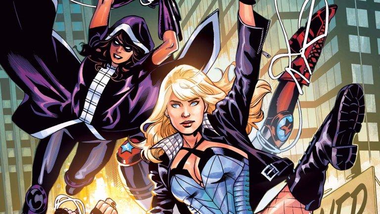 DC unveils new BirdsOfPrey comic for October