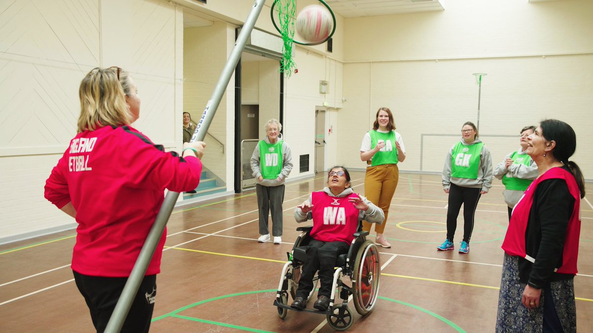 RT @AllForActivity: #WhoSays it's not a real sport if you have to adapt it? National Disability Sports Organisations are a good starting point - they can provide useful information on adapting sports for people of all ages with specific impairments. https://t.co/iIMD8VrPbX