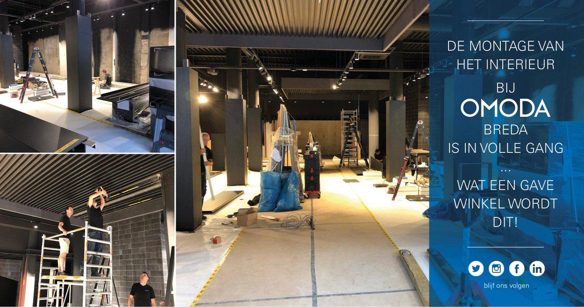 test Twitter Media - De montage van het interieur bij Omoda Breda is in volle gang. Wat een gave winkel wordt dit! #retail #interieur #montage #breda #winkel https://t.co/hAQ6c6lh4R