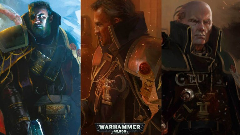 Live-action 'Warhammer 40,000' TV series in the works from 'Man in the High Castle'