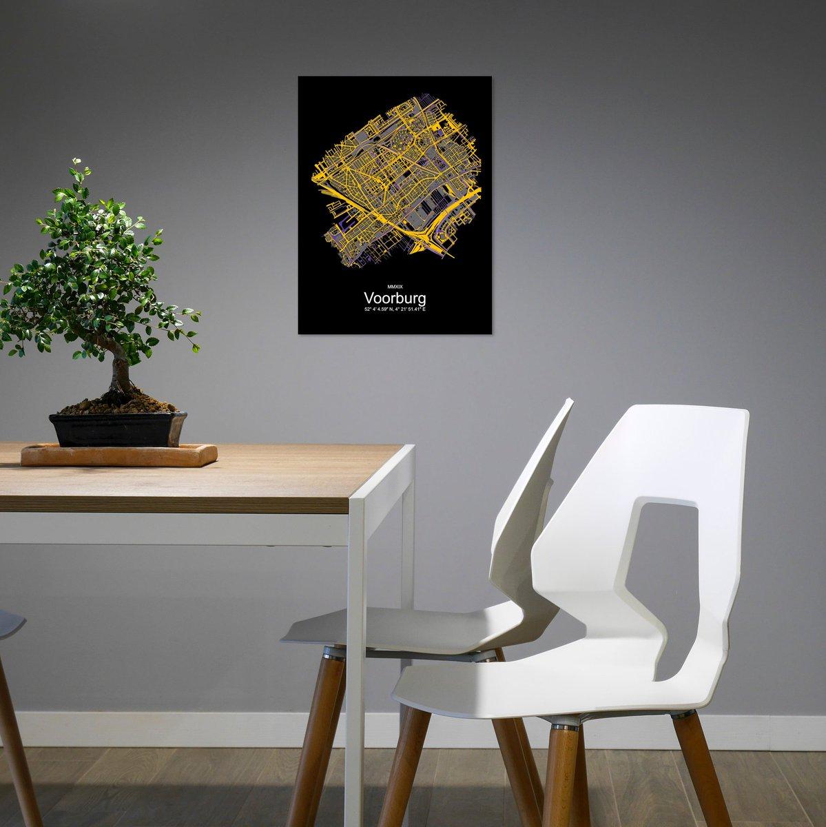 test Twitter Media - Voorburg als een artistieke afbeelding op een aluminium bord. Leuk om te krijgen maar zeker om te geven.  #Voorburg #woonplaats #woonplaatsopbord #kunst #kadotip #cadeautip #kunstvooraandemuur #wanddecoratie #interieur #industrieel #wandversiering #schilderij https://t.co/iCyVEnTDYh