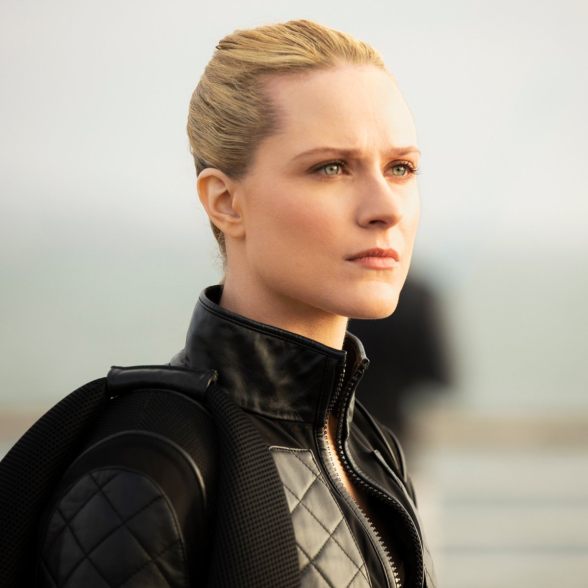 RT @WestworldGifs: New photo of Dolores in #Westworld season 3. https://t.co/9hqWTkdhCt