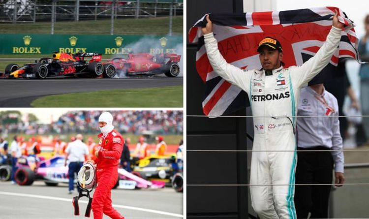 Lewis Hamilton makes Sebastian Vettel prediction after Max Verstappen crash at British GP https://t.co/3pW7zGEJyC https://t.co/yAT2Ll0lki