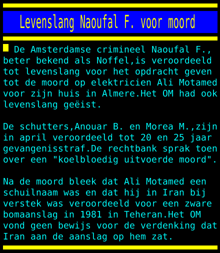 test Twitter Media - Levenslang Naoufal F. voor moord https://t.co/XHvl0e19C8