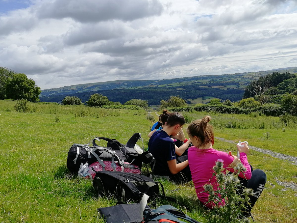 test Twitter Media - Gold #DofE training day two above Dolgarrog.....by eck that was steep. https://t.co/iO6qTPtgkG