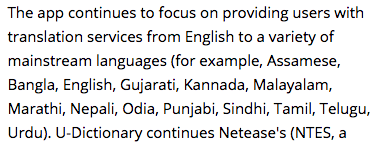 """test Twitter Media - What is a """"mainstream language""""?   If there's a better illustration of why to read sources from outside of one's area of familiarity, I don't know what it is.  (Source: https://t.co/bM8DBsd6nd ) https://t.co/8Llg4IyaA3"""