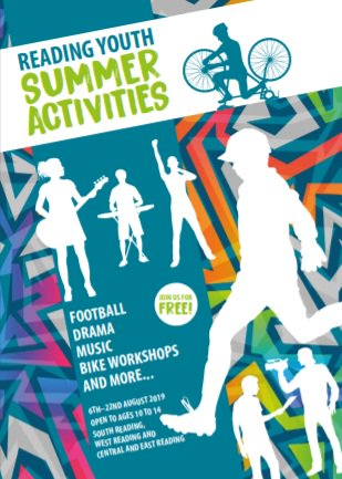 RT @BFfC_Child: If you are aged 10-14 & want to learn something new or explore your favourite hobby over the #summer, check out these Reading Youth Summer Activities such as #football #drama #music #bikes & more. Download the brochure here: https://t.co/mDPbsZZhrk @rva_news @Whitley_CDA #rdg