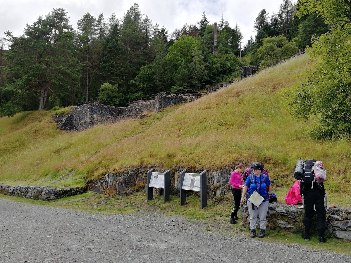 test Twitter Media - RT @DofECCC: Gold #dofe practice day 2 at Hafna mine in Gwydyr Forest - a great team...... https://t.co/jbHGDSN0w4