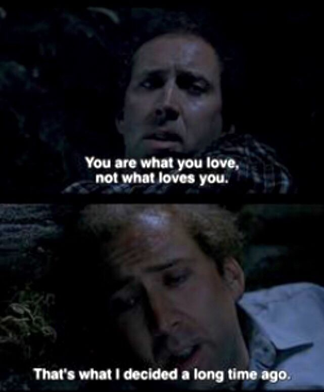 Some #ThursdayThoughts from Spike Jonze's ADAPTATION https://t.co/w1S2GwZEMa