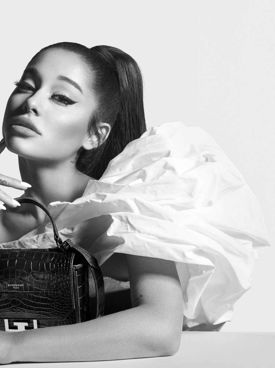 test Twitter Media - #ARIVENCHY, the #GivenchyFW19 campaign featuring  @ArianaGrande https://t.co/y4vT8yFvKu https://t.co/CRotDSps6q