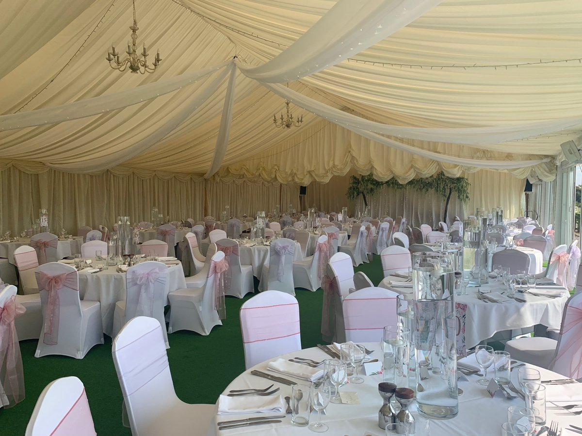 test Twitter Media - Cardiff Uni Dental held their Graduation Ball with us this week. How wonderful does the Marquee look?🎓🥂  Venue Dressing: @woweventhire Entertainment: @djsoundandlight Catering: @SPIROSCATERERS  To hold your Gala Ball with us please contact the team on 01446 781781 (Opt.2) https://t.co/JPu8U2wQVE