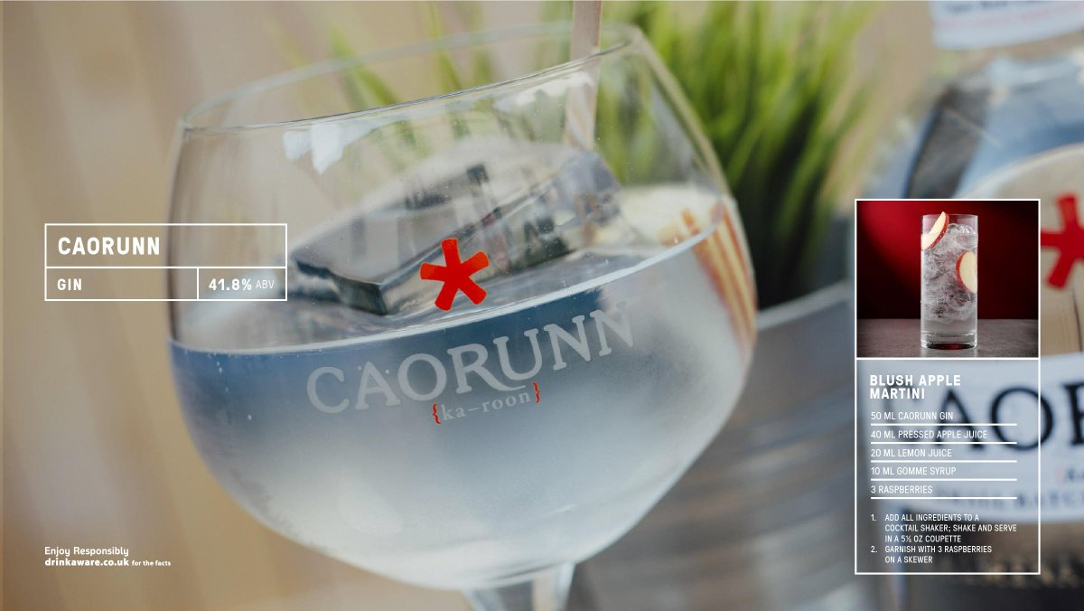 The aromatics in @CaorunnGin Premium Scottish Gin are fresh, floral and incredibly clean in character – crisp pine from the juniper, gentle honey and some slight spice on the nose. #bestofbritain #gin #scotland  See more here https://t.co/f8xln5WJOD https://t.co/Lcu98MMNgm