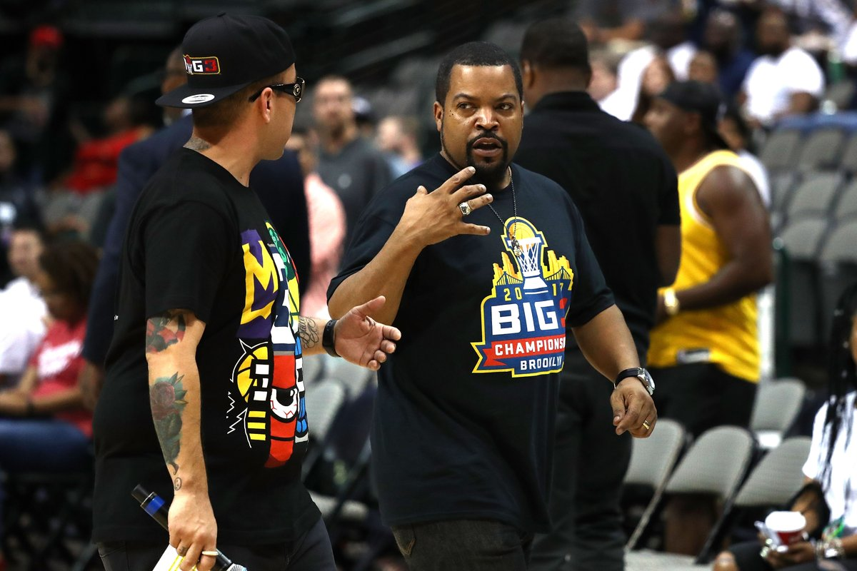 Helping OKC get over their loss of Russell Westbrook with some summer ball. #BIG3Season3 on @CBS at 1pm ET. https://t.co/otbbxBpU1Y