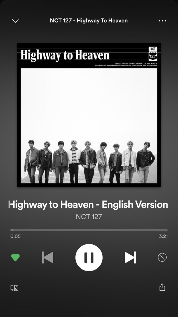 #HighwayToHeaven
