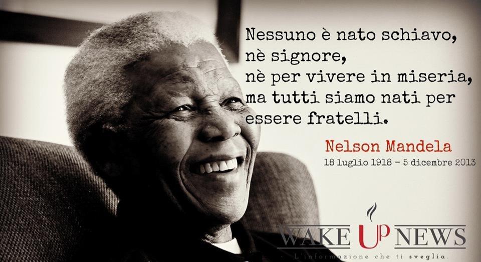 #NelsonMandela