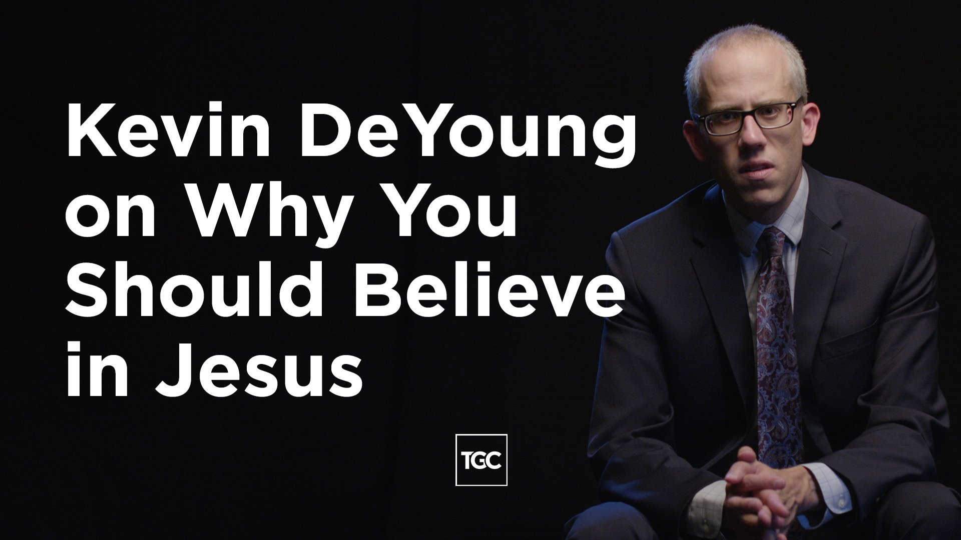 New video: @RevKevDeYoung points out that Jesus is both a historical fact and a present source of hope. https://t.co/naok1RYdmQ