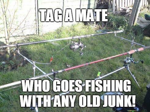 TAG A MATE..... Don't forget to give us a follow @TheCARPbible <b>👈🏻</b> #Carp #CarpFishing