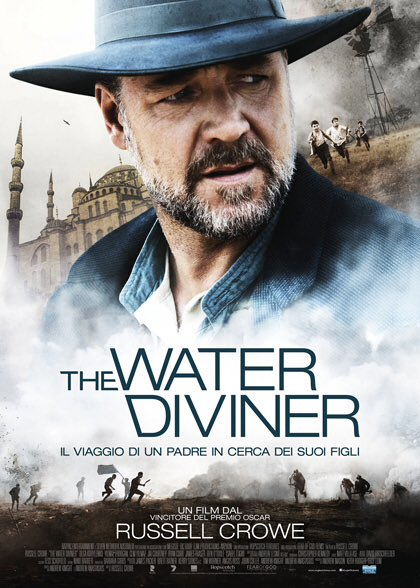RT @ceciliamatranga: family evening watching  #TheWaterDiviner of @russellcrowe wonderful movie https://t.co/Kb0YG5B6eA