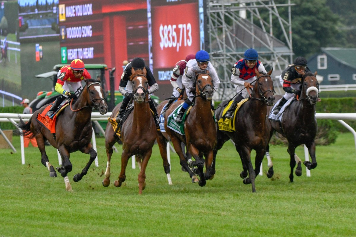 NY heatwave: Saratoga weekend racing cancelled over hot weather