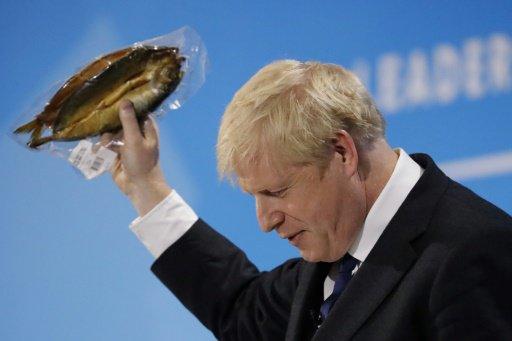 EU hits back at Boris Johnson's Brexit fish tale - Japan Today