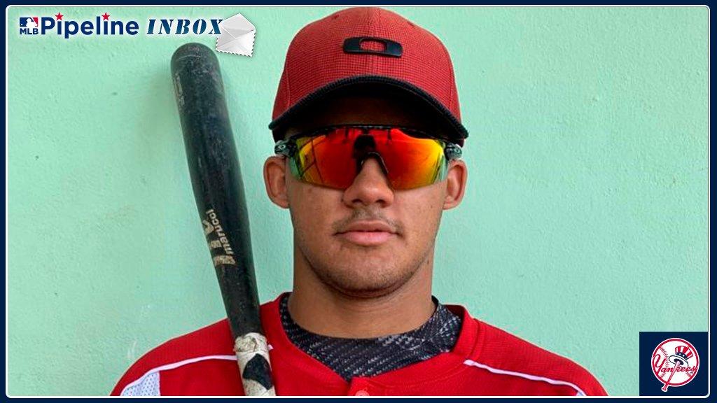 Where Jasson Dominguez lands on prospect lists | MLB.com