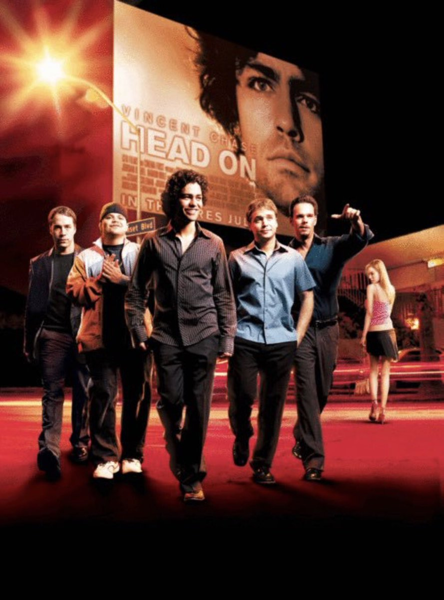 Fifteen years ago today, the pilot for #Entourage aired on HBO. Who watched? #throwbackthursday ❤️ https://t.co/Hsx5oXptQO