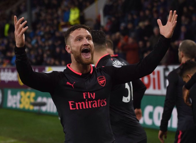 Happy Birthday to Arsenal defender Shkodran Mustafi, who turns 26 today!