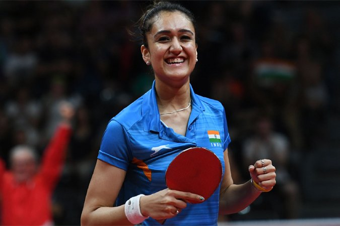 Meet 22-year-old Manika Batra who won 4 medals at #CWG2018 including 2 gold https://t.co/O4ROAqNQsY via @TOISports https://t.co/DiIF5kqpfK