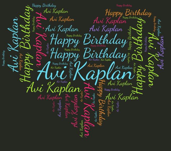 Happy birthday, , we love you!