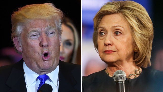 'In parallel world, Hillary in White House, Donald in Trump Tower' https://t.co/XDSgeaiUty https://t.co/SIlB7IyJ09