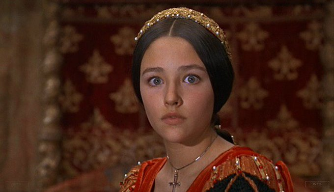 Olivia Hussey is now 67 years old, happy birthday! Do you know this movie? 5 min to answer!
