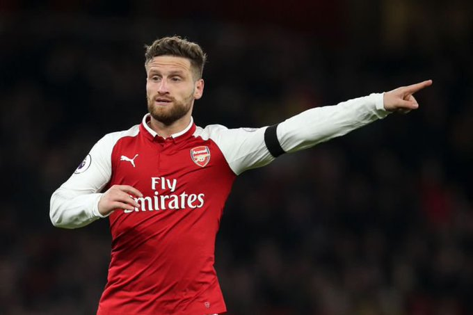 Happy birthday to Arsenal and Germany defender Shkodran Mustafi, who turns 26 today!